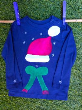 Camiseta Navidad infantil.jpg