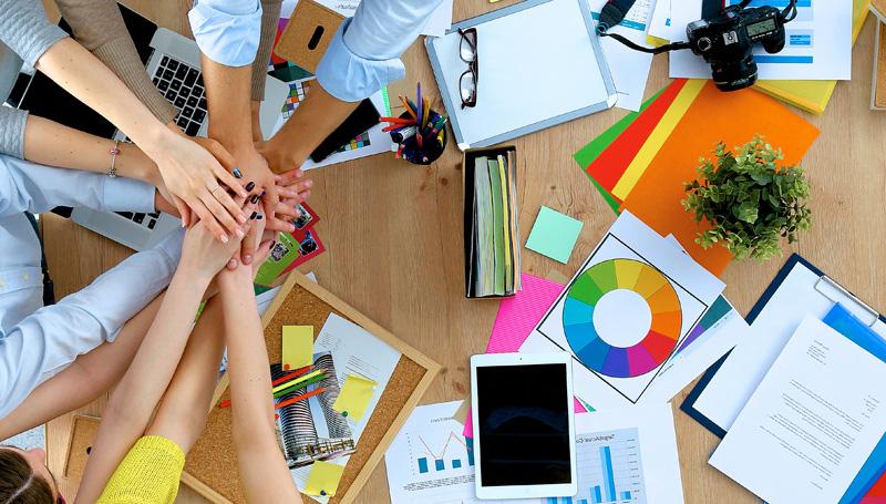 Sesión de networking para mujeres emprendedoras