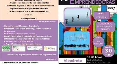 VI Encuentro de Emprendedoras THAM-Alpedrete