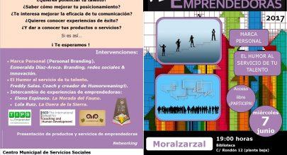 VI Encuentro de mujeres emprendedoras THAM- Moralzarzal
