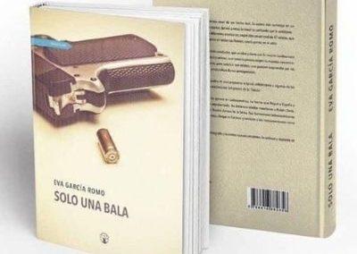 Libro SOLO UNA BALA