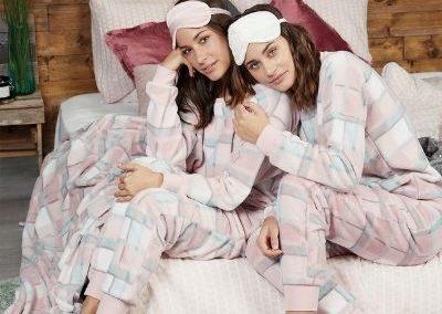 Pijamas de la colección Invierno 2020 y ropa interior